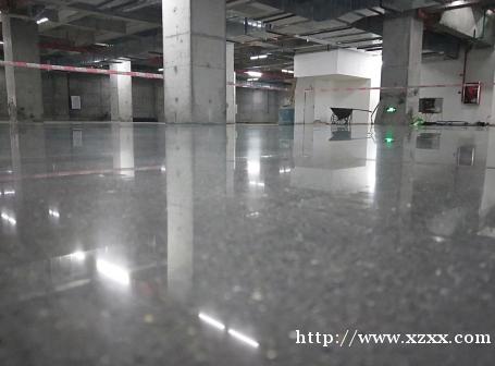 透明混凝土密封硬化地坪