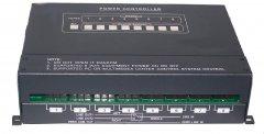 TOP-PWR8电源控制器 八路强电控制器 八路大电流继电器